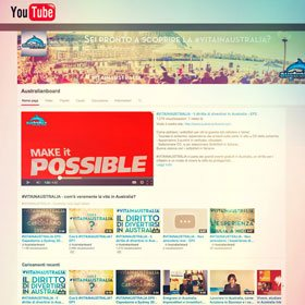 Segui Australianboard su Youtube
