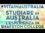 Studiare in Australia - Shafston College #VITAINAUSTRALIA Ep 5