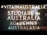 Studiare in Australia - Academies Australasia #VITAINAUSTRALIA EP7